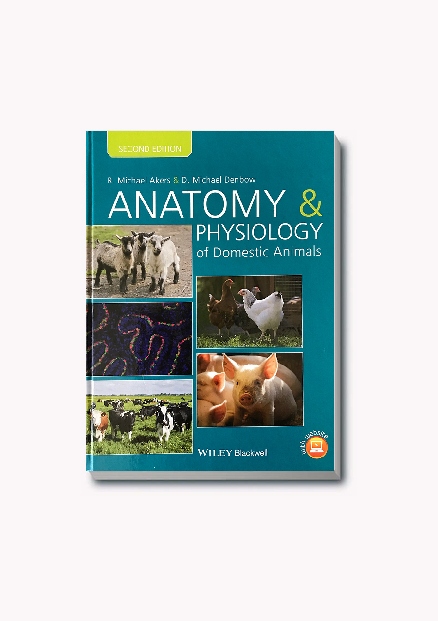 Anatomy & Physiology of Domestic Animals – Libreria Sánchez