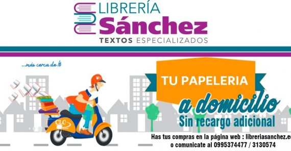 PAPELERÍA….. !QUÉDATE EN CASA¡
