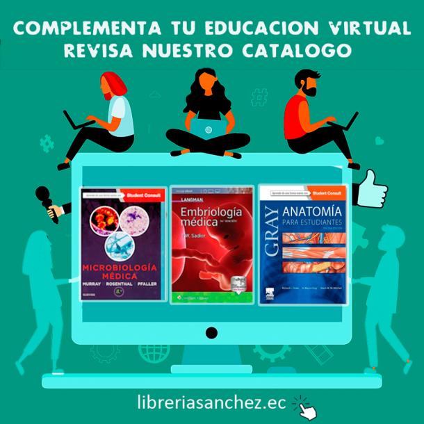 COMPLETA TU EDUCACIÓN VIRTUAL… REVISA NUESTRO CATALOGO