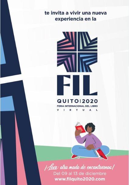 FERIA INTERNACIONAL DEL LIBRO, QUITO 2020